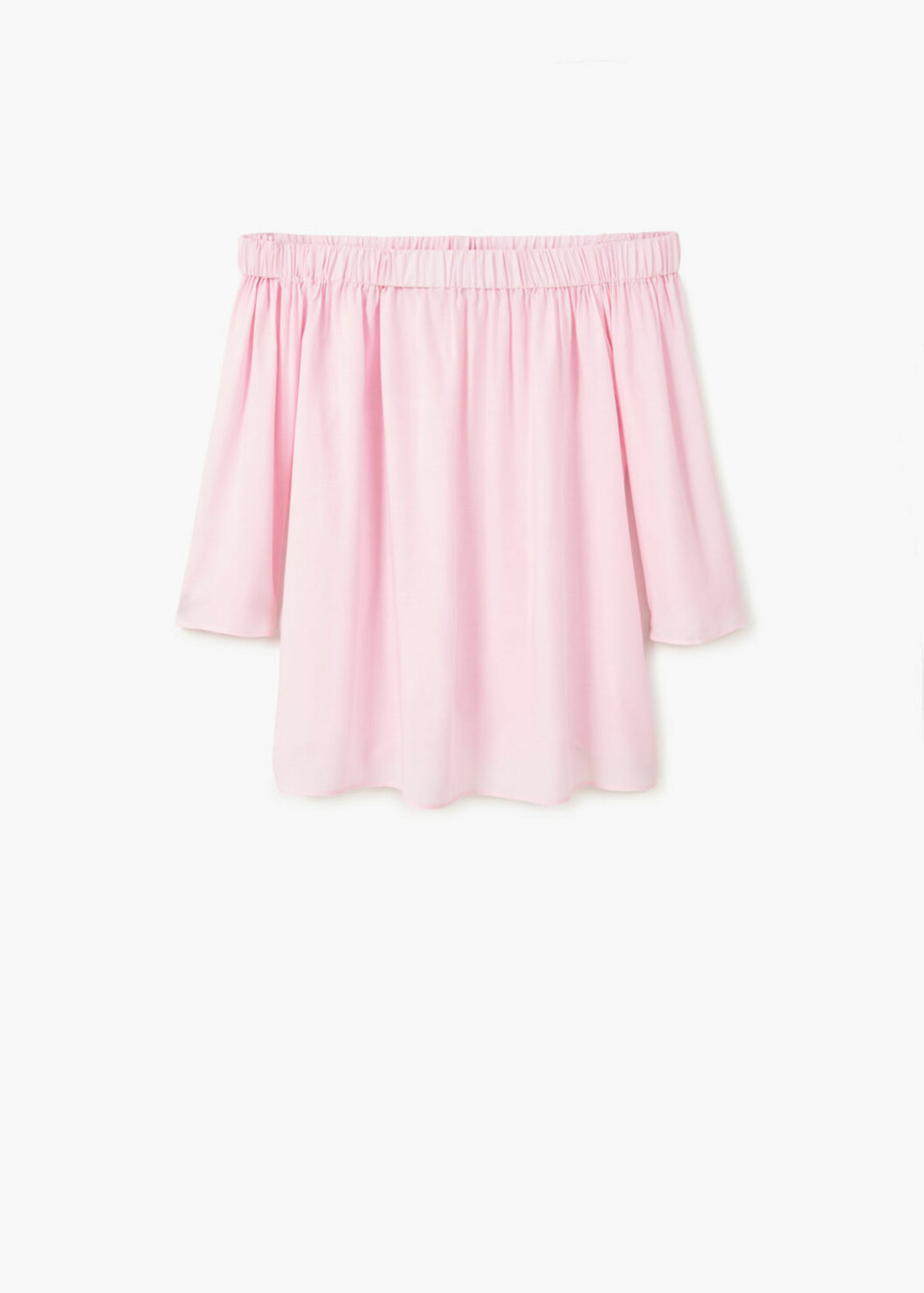 Bluse med bare skuldre fra Mango | kr 299 | http://shop.mango.com/NO/p1/damer/kl%C3%A6r/skjorter/bluser/bluse-med-bare-skuldre/?id=71053651_85&n=1&s=prendas.blusas&ts=1474462496104