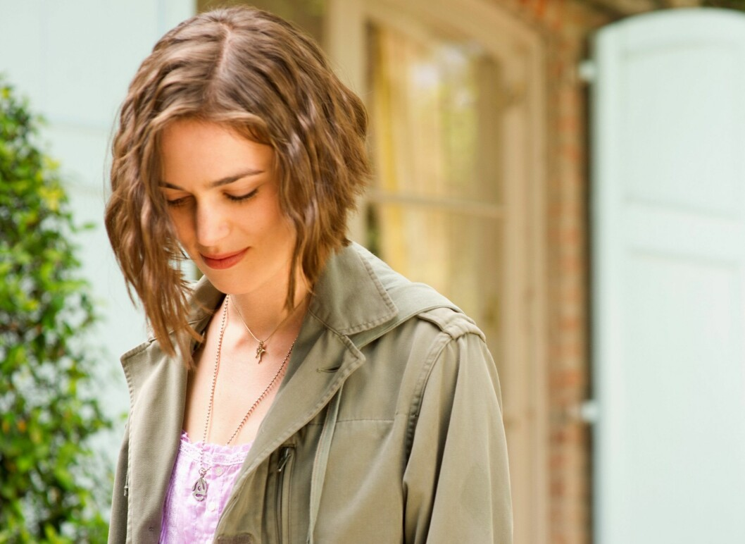 Keira Knightley hår i filmen «Seeking a friend for the end of the world» 2012. Foto: ANONYMOUS CONTENT / Album