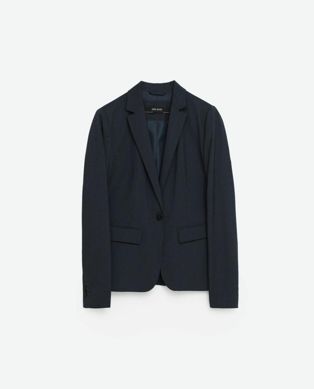 Blazer fra Zara | kr 349 | Foto: Produsenten