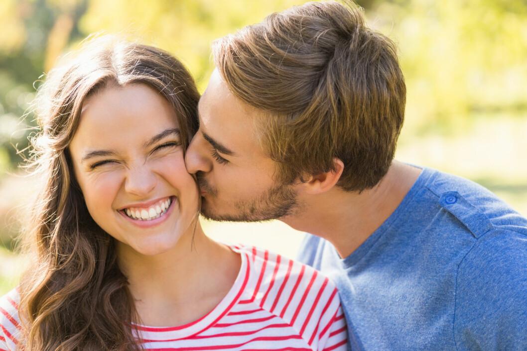 <strong>START:</strong> I begynnelsen av et forhold er det mye som skal på plass. Foto: Shutterstock / wavebreakmedia