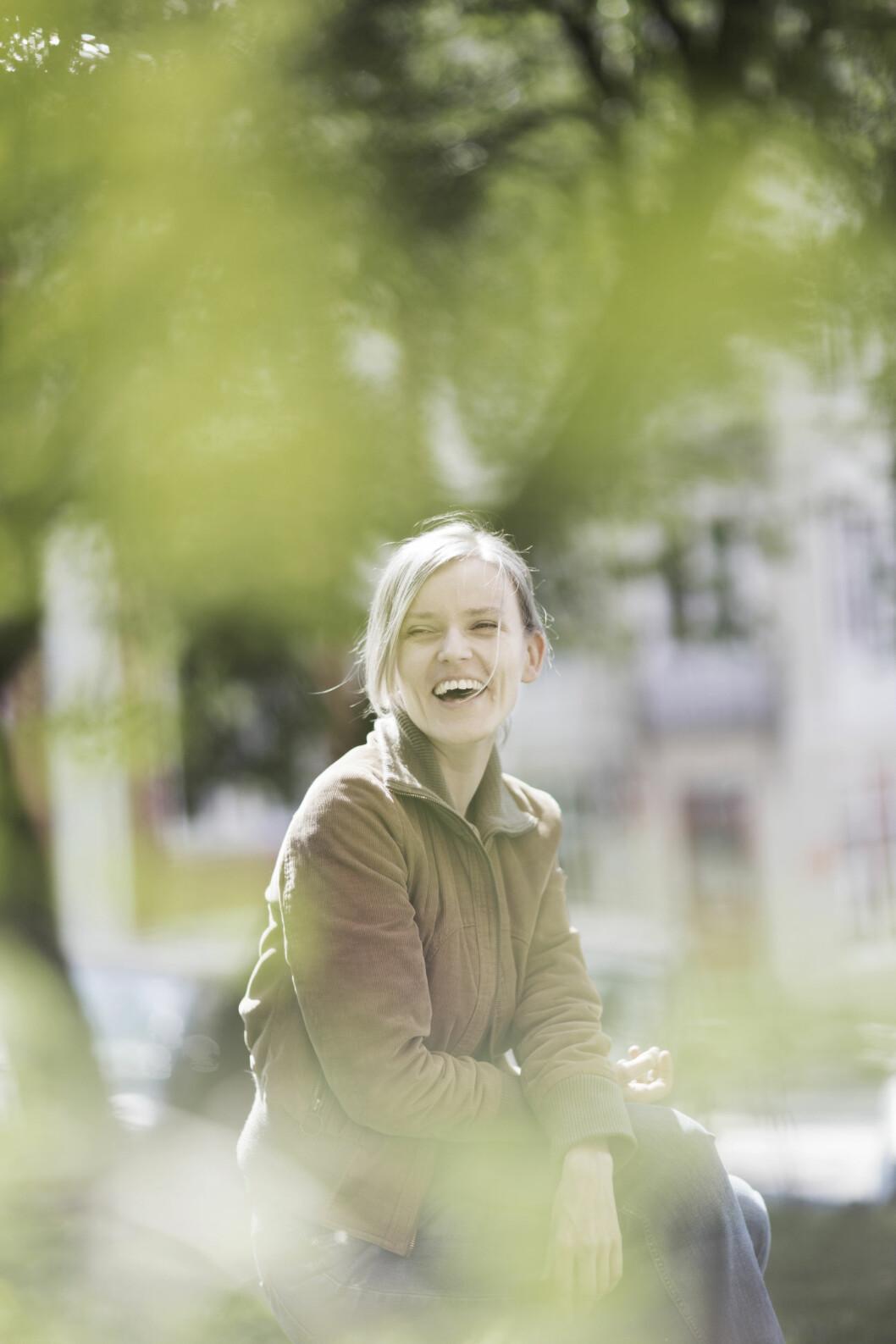 LIVET MED ME: Som ME-syk handler mye om å hvile, porsjonere energien og å skjerme seg fra inntrykk.   Foto: Silje Holte