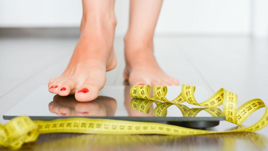 <strong>NED I VEKT:</strong> Ja, det er fullt mulig å gå ned i vekt relativt raskt og samtidig opprettholde en god helse. Foto: Shutterstock / Ai825
