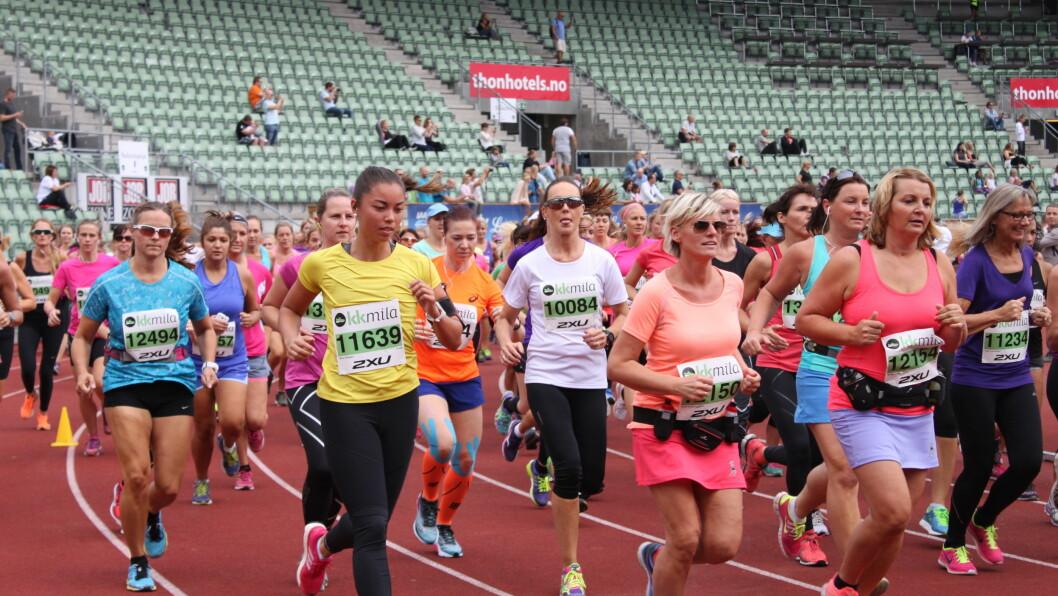 KK-MILA 3. SEPTEMBER: KKs eget løpsarrangement - KK-mila, går av stabelen lørdag 3. september i Oslo. Og det er ikke for sent å melde seg på!