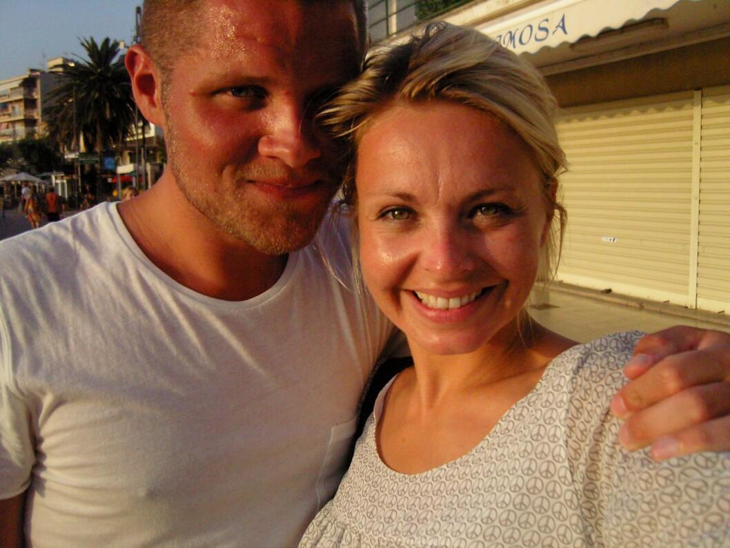 PARTERAPI: For Marthe og Håvard ble det å oppsøke en parterapeut løsningen på samlivsproblemene.  Foto: Privat