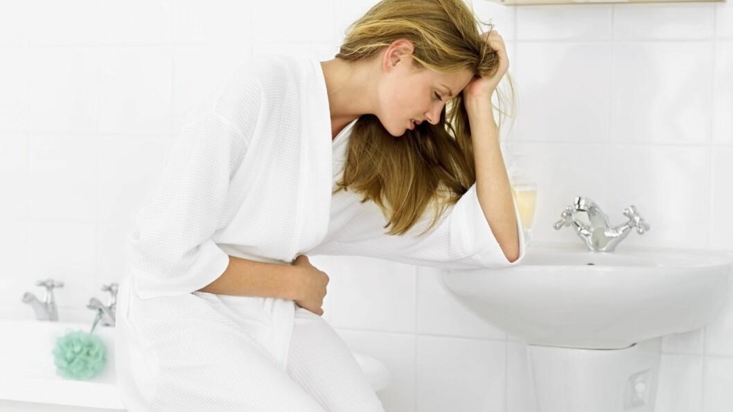 KAN VÆRE TEGN PÅ HJERTEINFARKT: Det er mange kvinner som ikke er klar over at en del vanlige sykdomstegn også kan være symptomer på hjerteinfarkt. Sjekk hvilke symptomer du bør være ekstra obs på i denne saken! Foto: Thinkstock