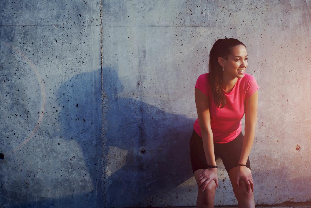 BEDRE SELVFØLELSE: Fysisk aktivitet har en positiv effekt på kropp og hjerne. Det gir deg ekstra overskudd i hverdagen, bedre humør og selvfølelse, samt økt sexlyst. Foto: Shutterstock / GaudiLab