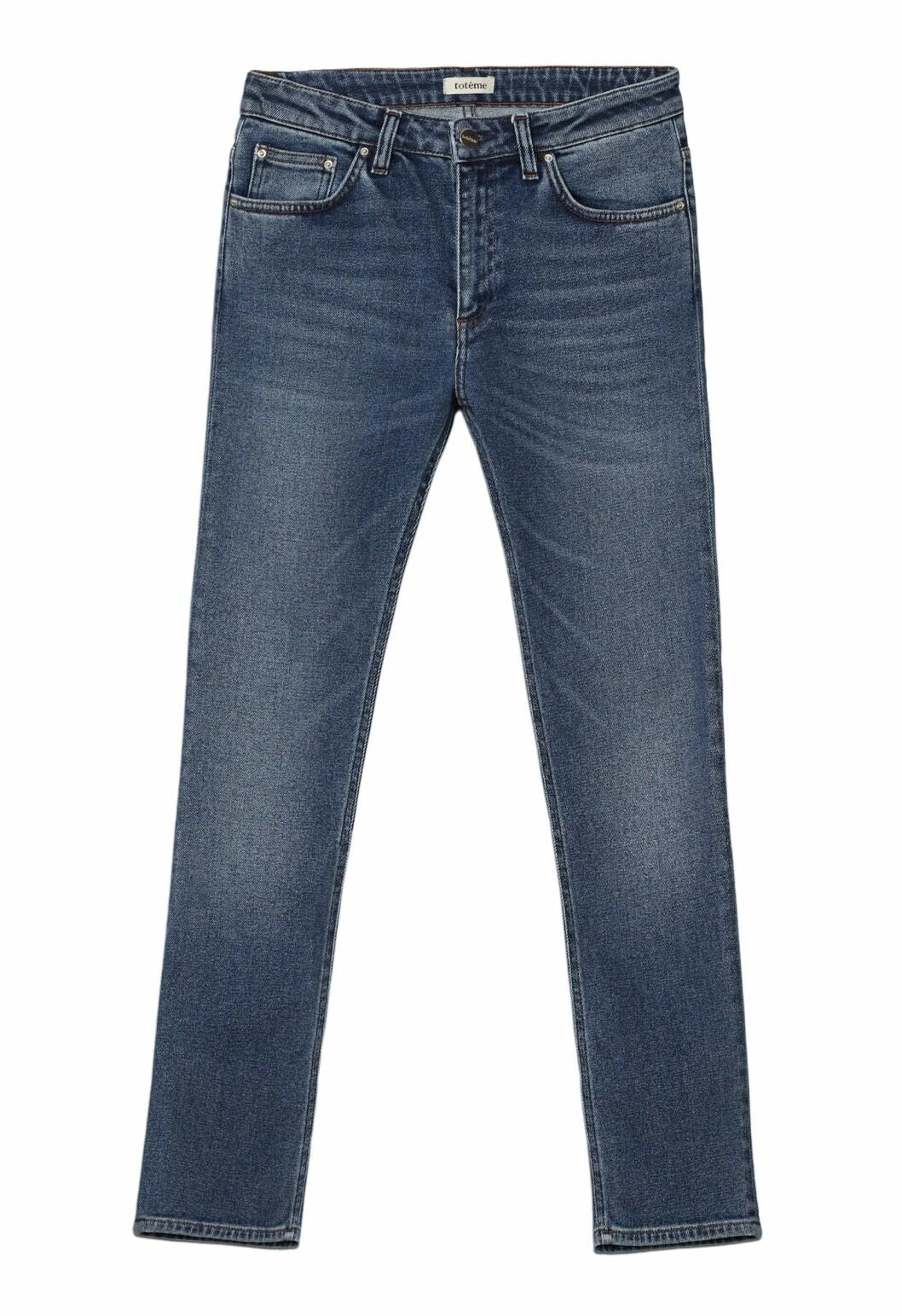Jeans fra Totême, kr 1200. Foto: Produsenten