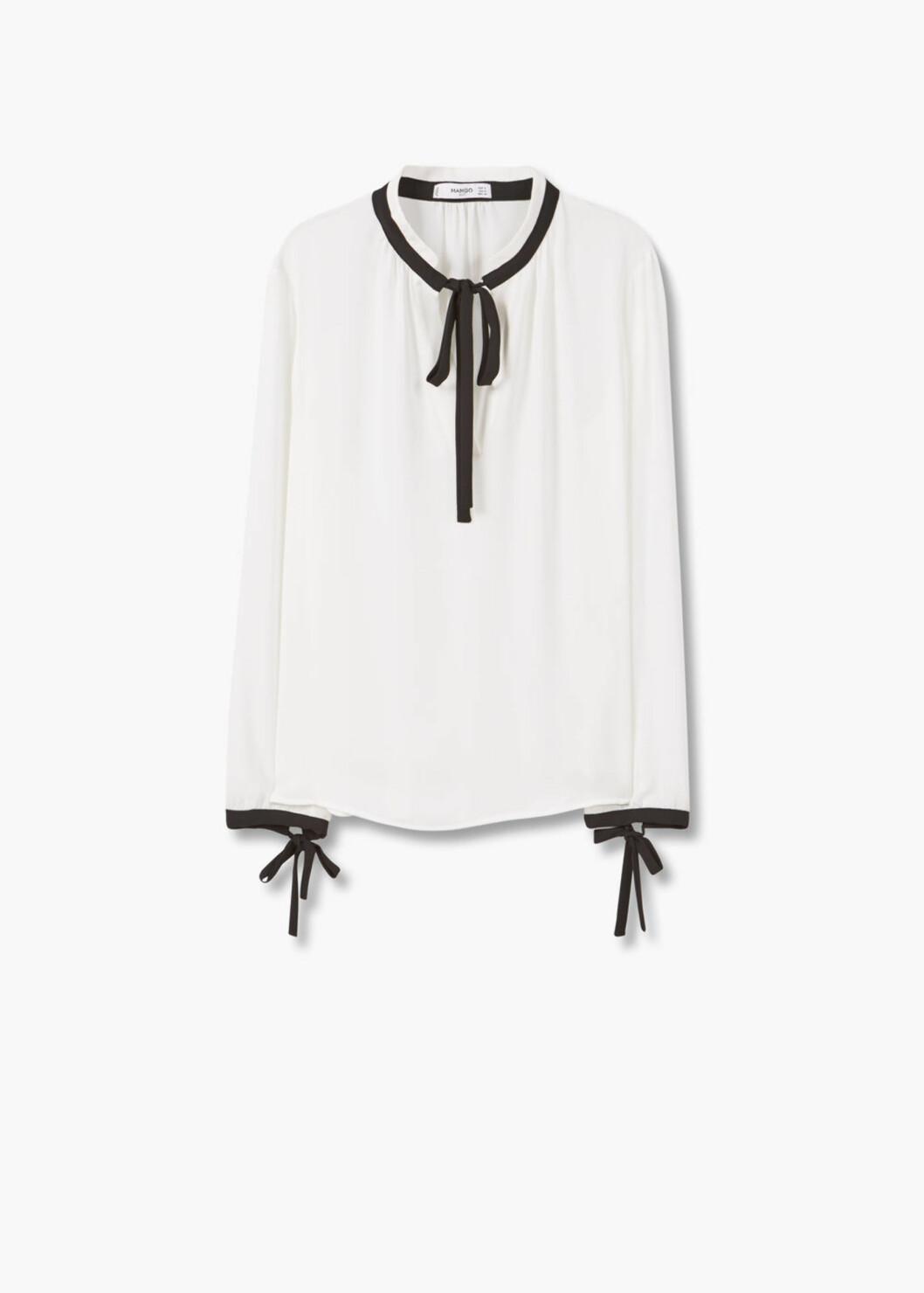 Skjorte fra Mango | kr 349 | Foto: Produsenten