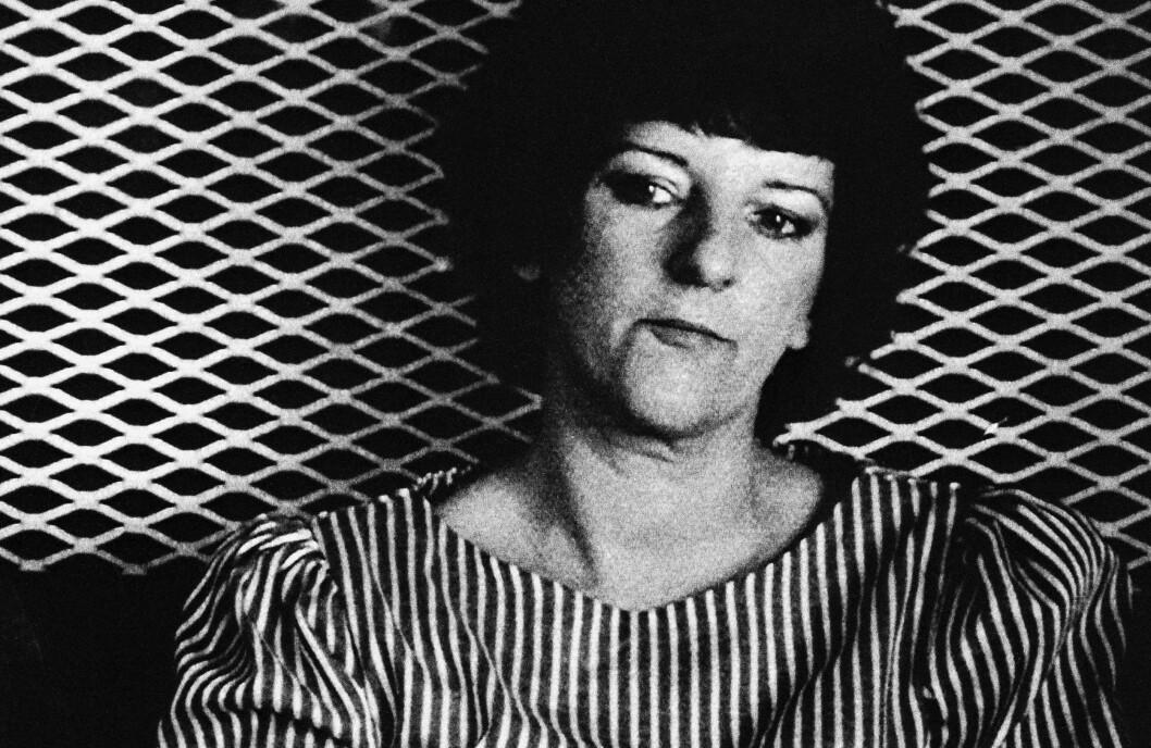 BARNEMORDER: Hun er kun dømt for ett drap, men mange mener Genene Jones står bak i overkant av førti barnedødsfall. Her er hun i 1984. Foto: Ap