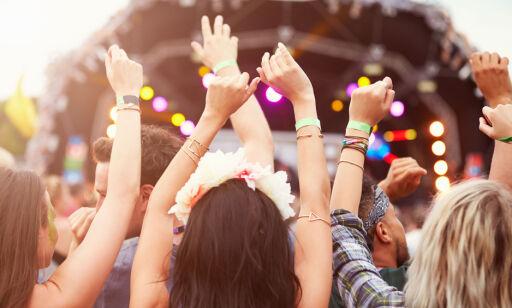 image: Ble det mye alkohol og usunn mat på festivalen?
