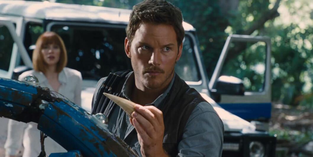 Jurassic World (2015): tjente 1,67 milliarder dollar.  Foto: Xposure