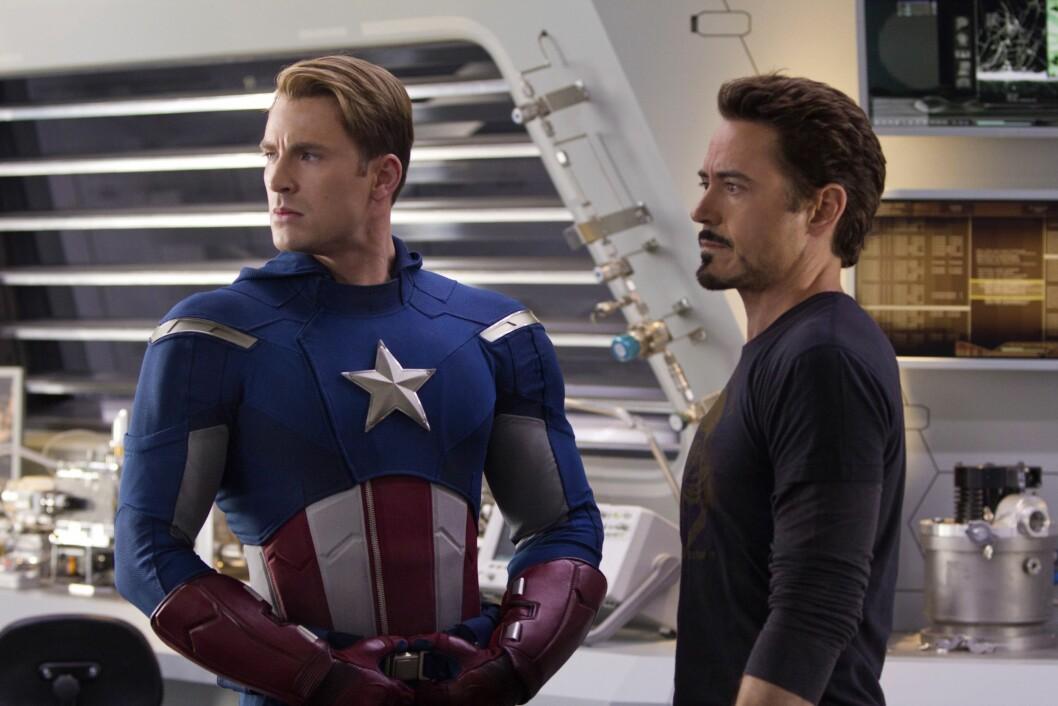 The Avengers (2012): tjente 1,51 milliarder dollar.  Foto: MARVEL ENTERPRISES / Album