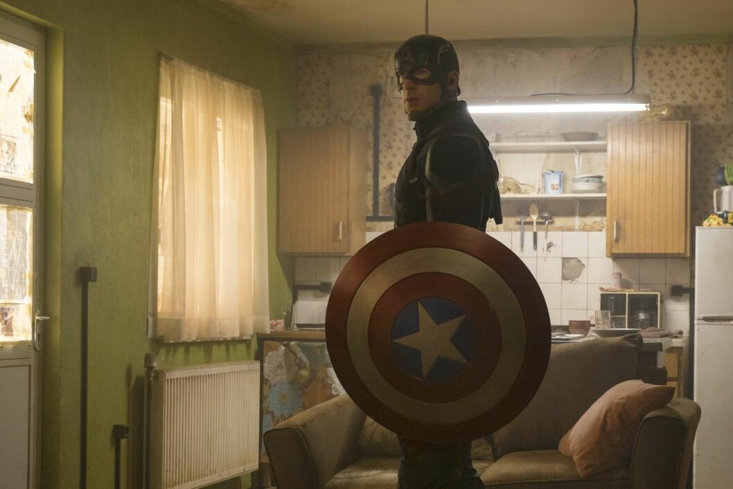 Captain America: Civil War (2016): tjente 1,14 milliarder dollar.  Foto: MARVEL ENTERTAINMENT/MARVEL STUDIOS / Album