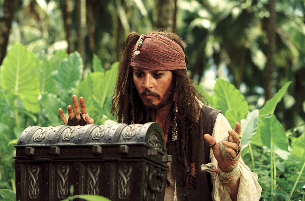 Pirates Of The Caribbean: Dead Man's Chest (2006): tjente 1,06 milliarder dollar.  Foto: Mary Evans Picture