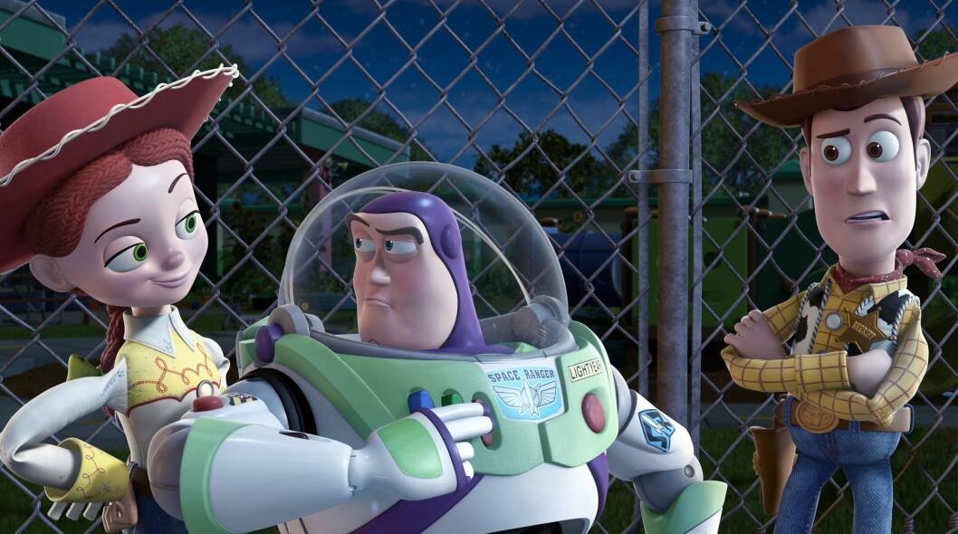 Toy Story 3 (2010): tjente 1,06 milliarder dollar.  Foto: PIXAR ANIMATION STUDIOS/WALT DISNEY PICTURES / Album
