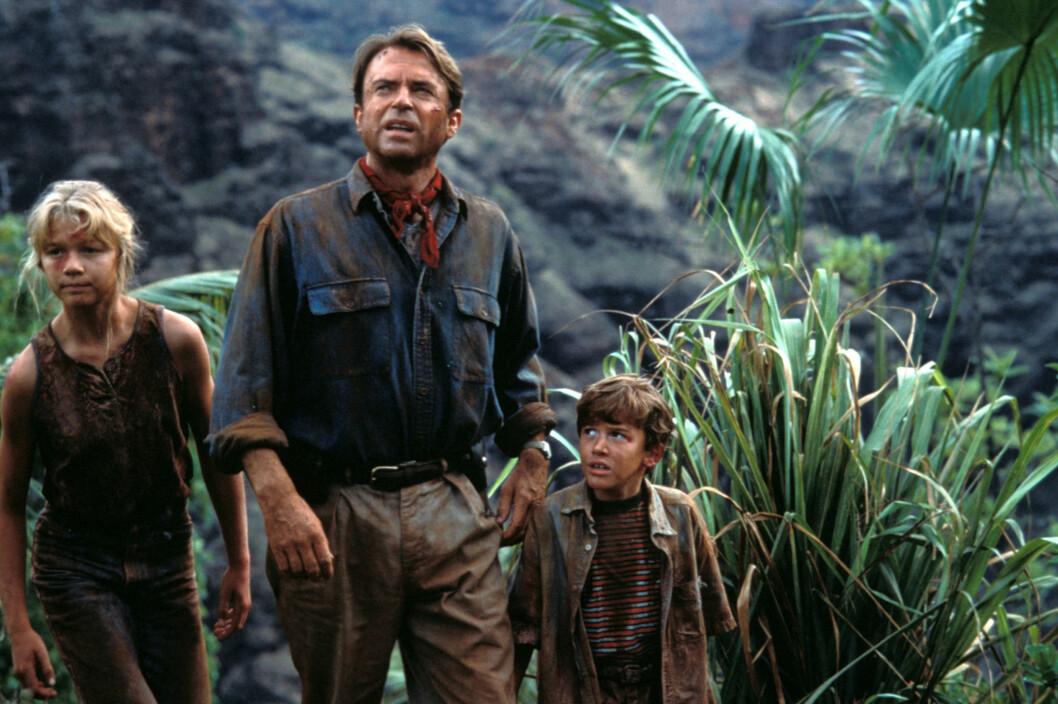Jurassic Park (1993): tjente 1,02 milliarder dollar.  Foto: SipaUSA