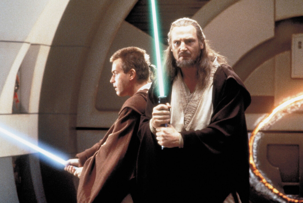 Star Wars Episode I: The Phantom Menace (1999): tjente 1,02 milliarder dollar.  Foto: LUCAS FILM LTD & TM / HAMSHERE, KEITH / Album