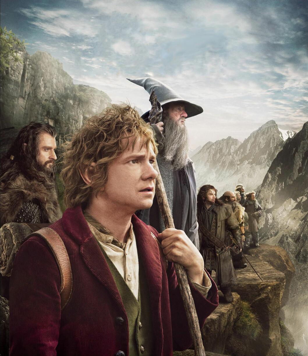 The Hobbit: An Unexpected Journey (2012): tjente 1,02 milliarder dollar.  Foto: METRO GOLDWYN MAYER / Album