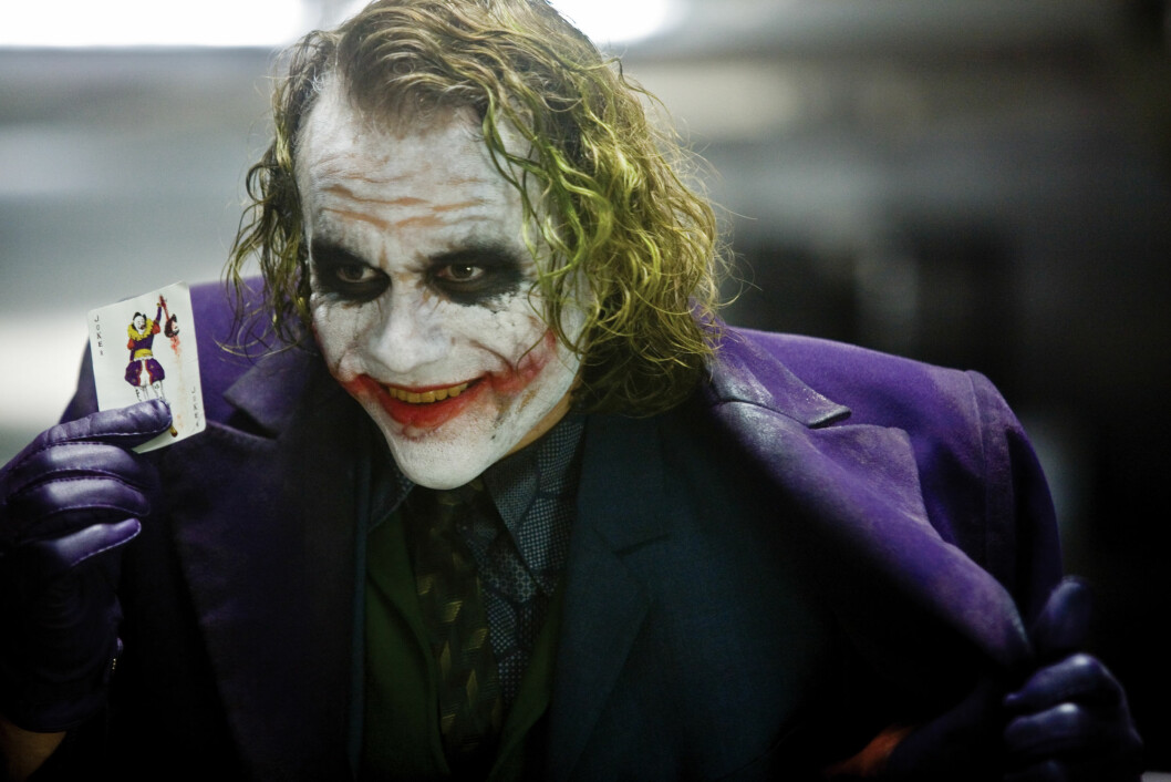 The Dark Knight (2008): tjente 1,00 milliarder dollar.  Foto: Mary Evans Picture