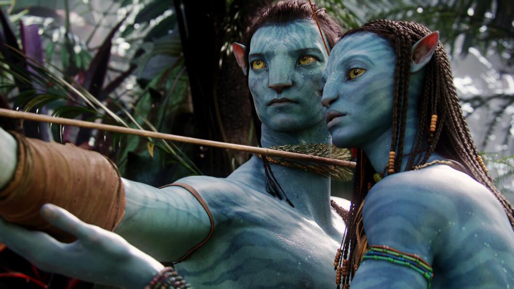 FILMER SOM HAR TJENT OVER EN MILLIARD DOLLAR: Avatar ligger på første plass med en inntekt på svimende 2,78 milliarder dollar.  Foto: Mary Evans Picture