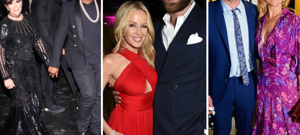 Hollywood-kvinnene som falt for MYE yngre menn