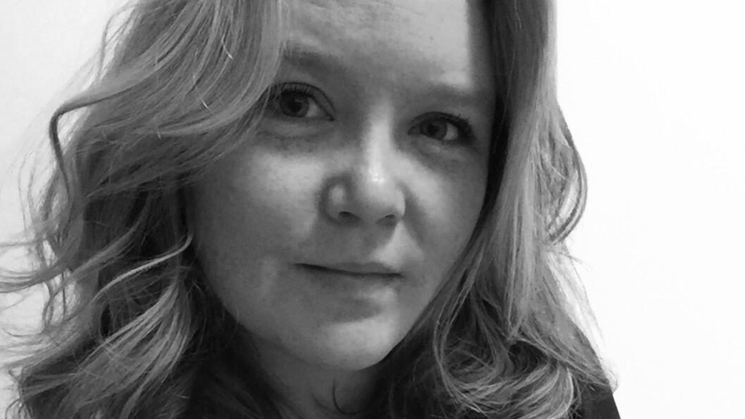 SPALTIST: Anette Wingerei Stulen (24) er frilansjournalist, og en av KK.nos faste spaltister.  Foto: privat