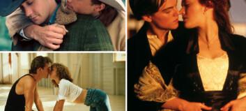 Dette kysset er kåret til tidenes beste filmkyss!