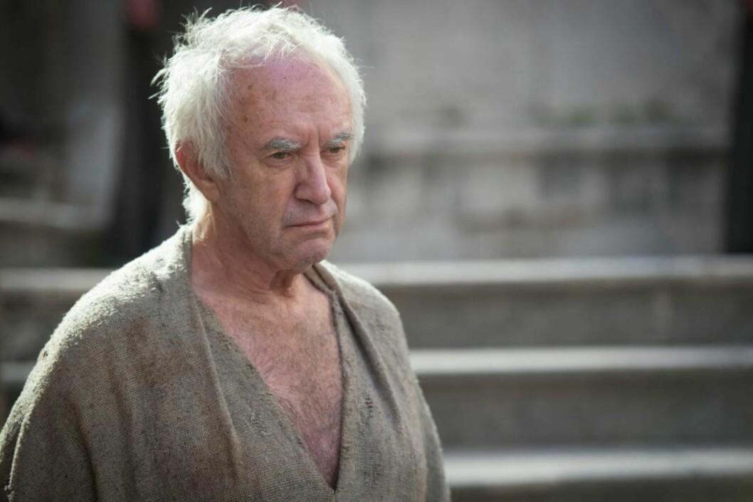 The High Sparrow Foto: Skjermdump «Game of Thrones»