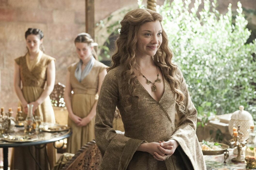 Margaery Tyrell Foto: Skjermdump «Game of Thrones»