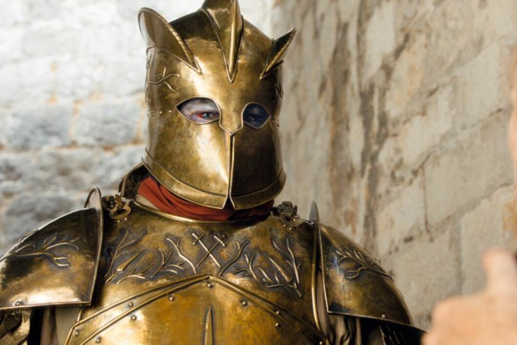 Mountain aka Ser Gregor Clegane Foto: Skjermdump «Game of Thrones»