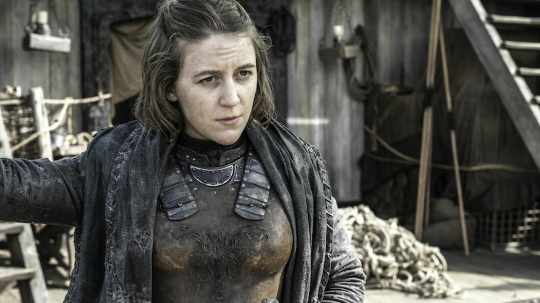 Yara Greyjoy Foto: Skjermdump «Game of Thrones»