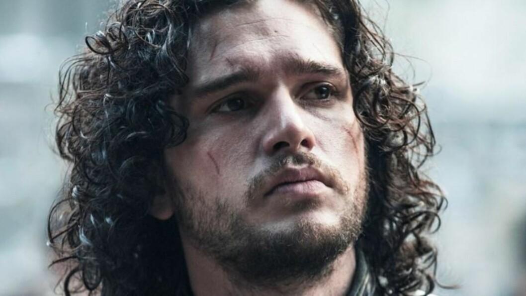 Jon Snow Foto: Skjermdump «Game of Thrones»