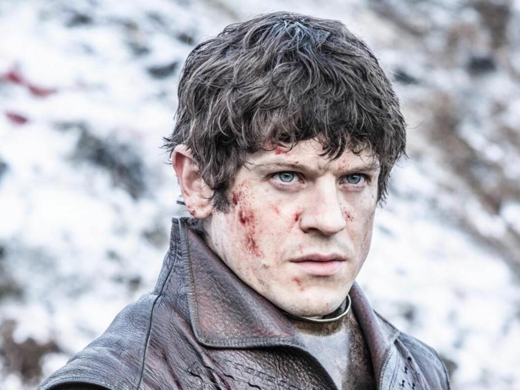 Ramsay Bolton Foto: Skjermdump «Game of Thrones»
