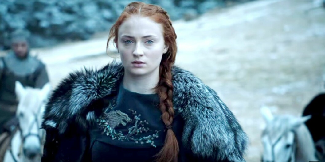 Sansa Stark Foto: Skjermdump «Game of Thrones»