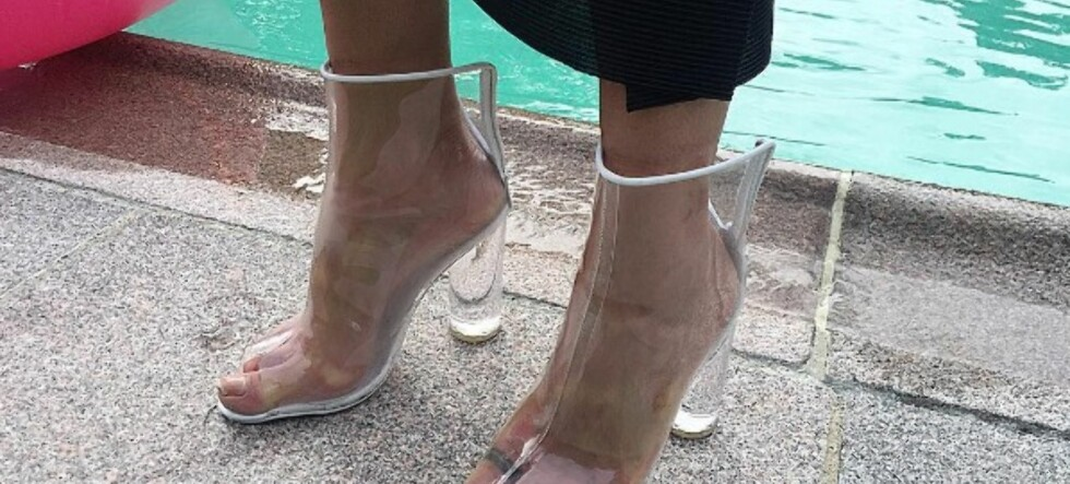 Nå skal ikke skoene dine synes lenger