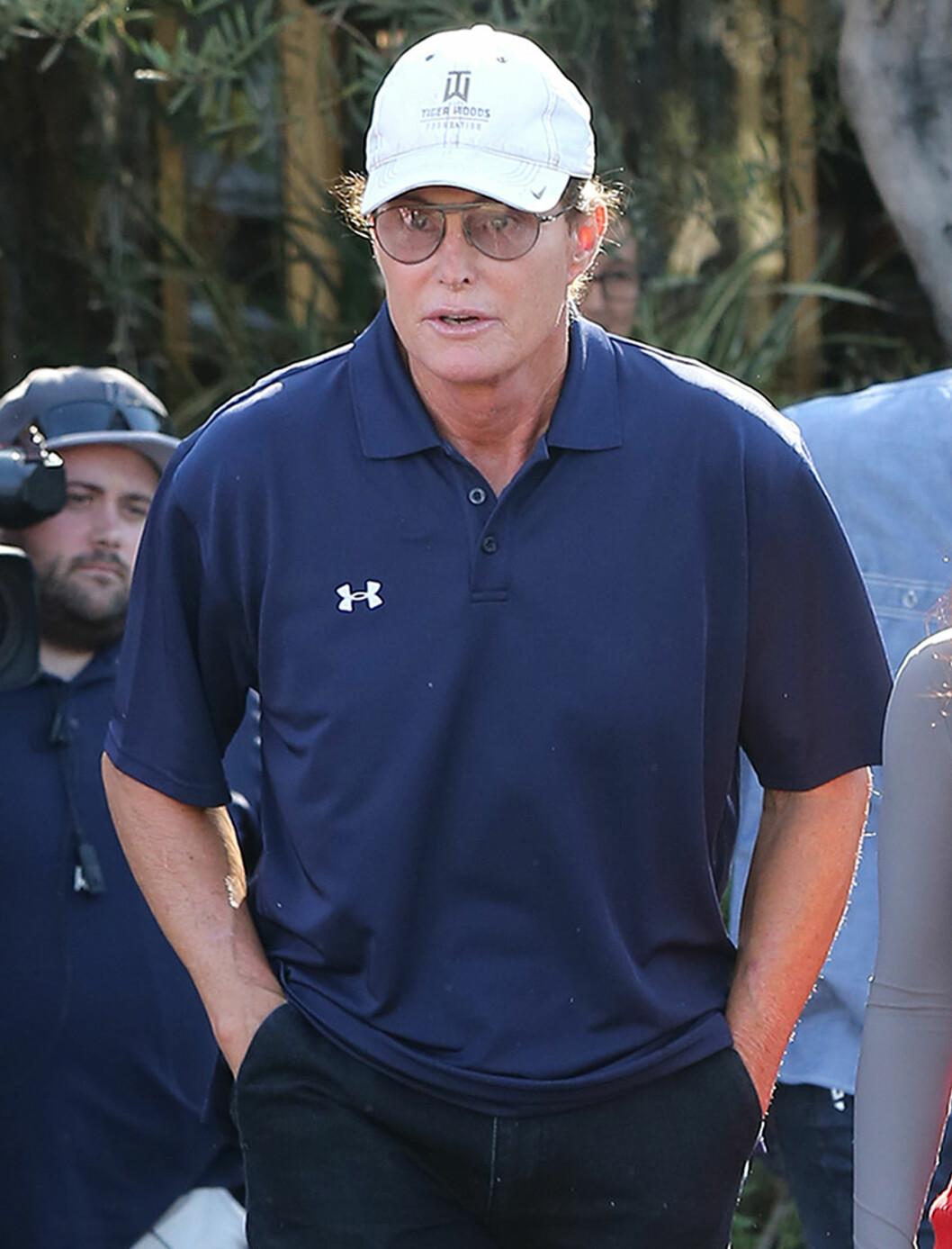 CAPS: Da paparazziene var på sitt verste, så vi nesten aldri Jenner uten caps. Foto: Broadimage