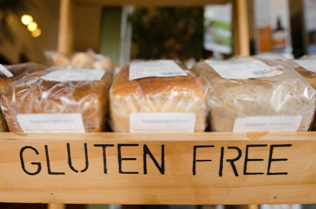 GLUTENFRITT: Er det sunnere for ellers friske folk å leve uten gluten? Foto: Shutterstock