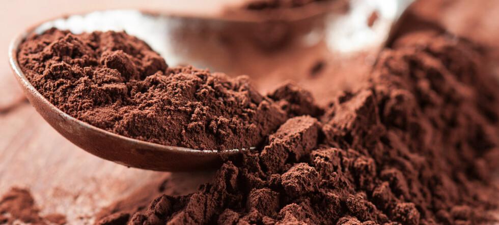 Ny trend: Ruser seg på kakao