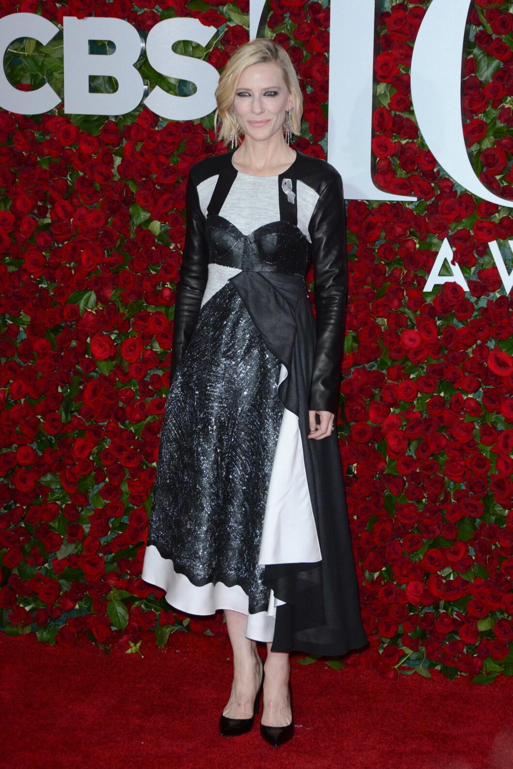TONY AWARDS 2016: Cate Blanchett. Foto: wenn.com