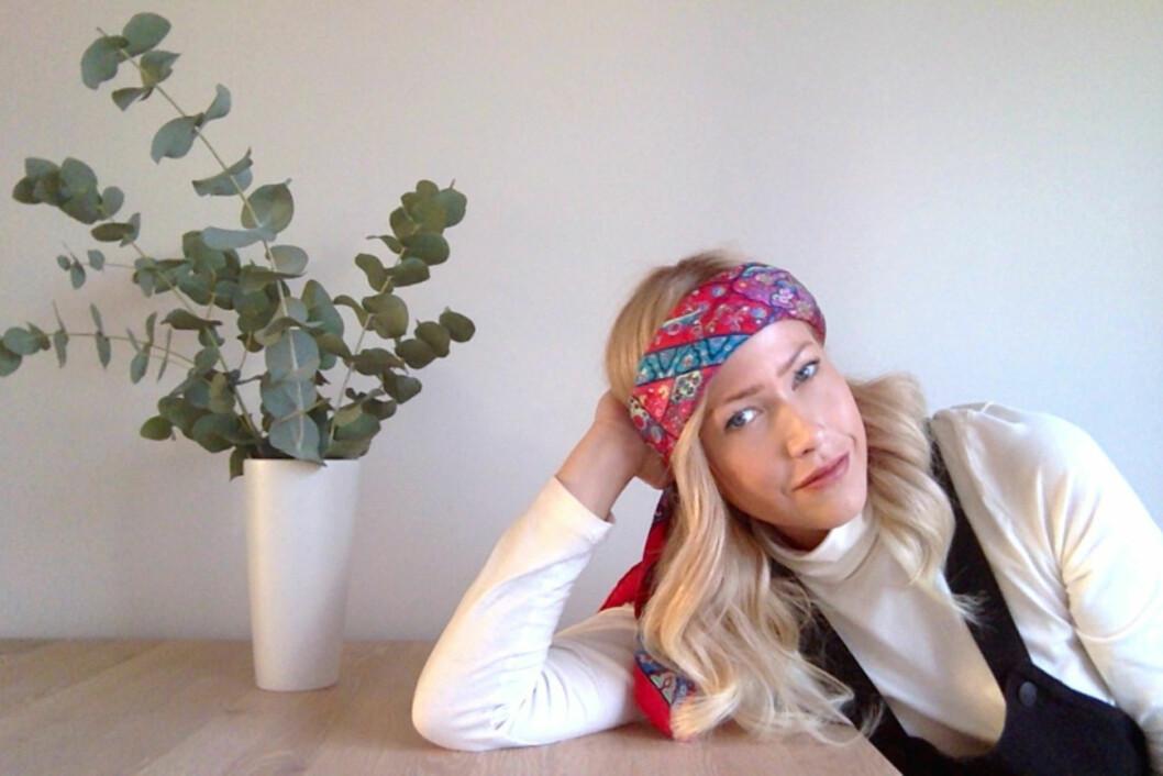SJOKKBESKJED: Flere titalls tusen nordmenn rammes av kreft hvert år, og alle må de gjennom den tsunamien av følelser som strømmer inn sammen med kreftdiagnosen. Journalisten Thea Steen er en av dem. Foto: Privat