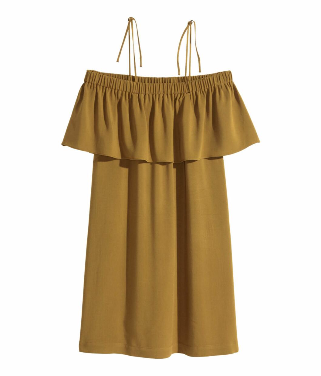 Kjole fra H&M, kr 249. Foto: Produsenten
