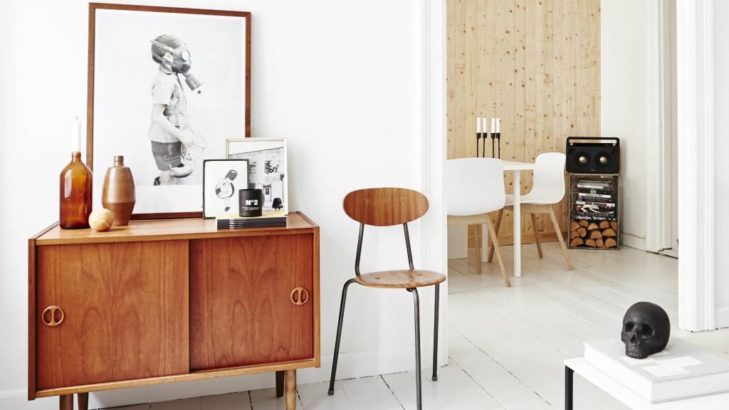 Uvanlig Kk living: Se så lekkert du kan få det hjemme med interiør i tre! - KK WD-57