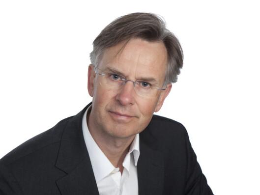 ANBEFALER BACON: Lege og spesialist i indremedisin Eirik Hexeberg sier at de i Dr.Hexebergs klinikk fremdeles anbefaler bacon, men i visse mengder og av viss kvalitet.  Foto: Privat