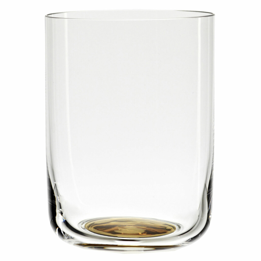 Lekkert vannglass (kr100, Hay). Foto: Produsenten