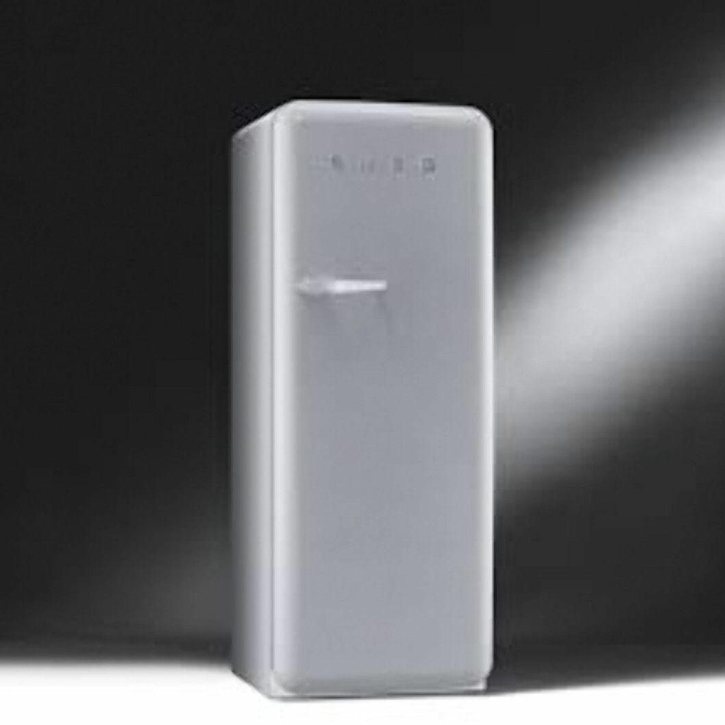 Kjøleskapet vi drømmer om  (kr 13 100, Smeg).  Foto: Produsenten