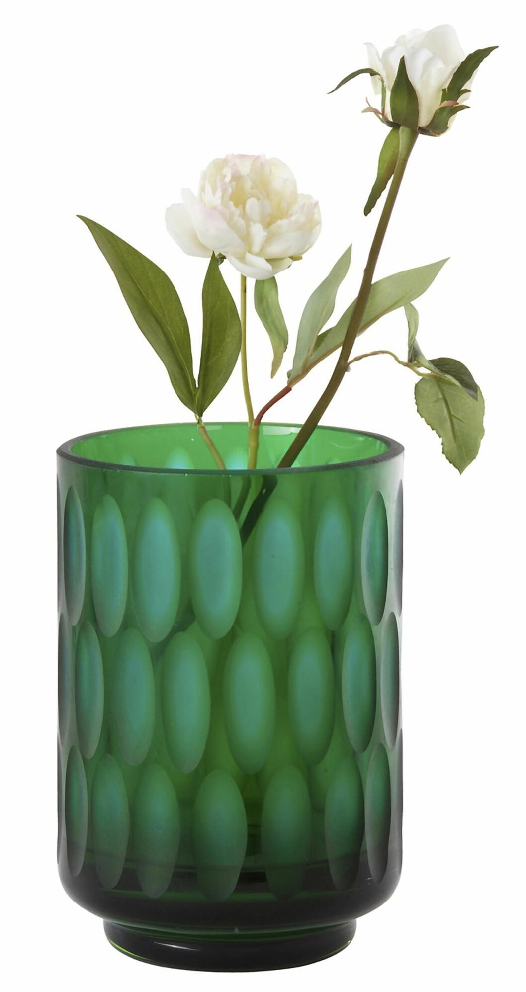 «Bjørkehaugen» vase (kr 280, Jotex). Foto: Produsenten