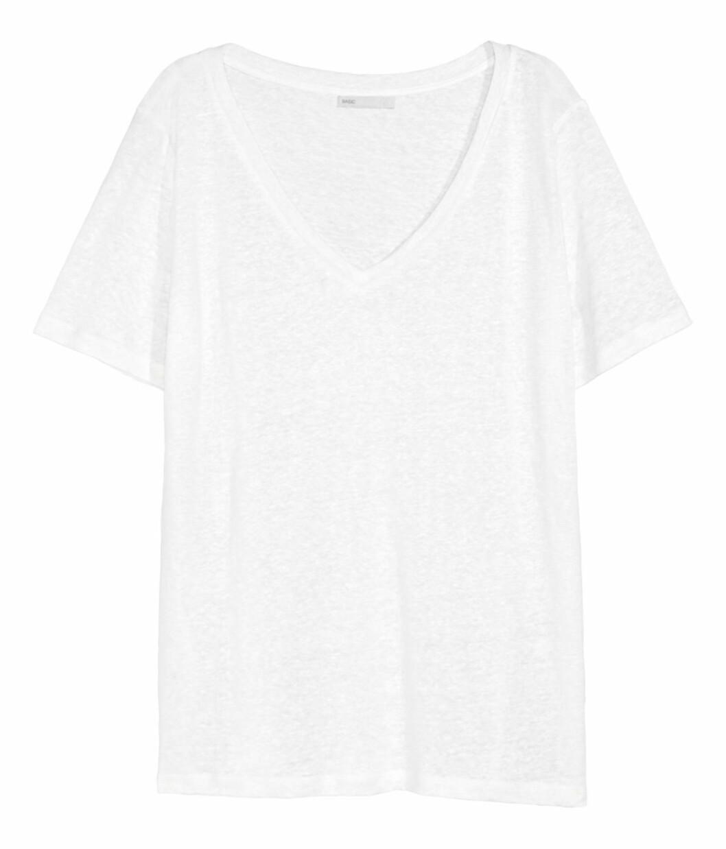 T-skjorte fra H&M, kr 149. Foto: Produsenten