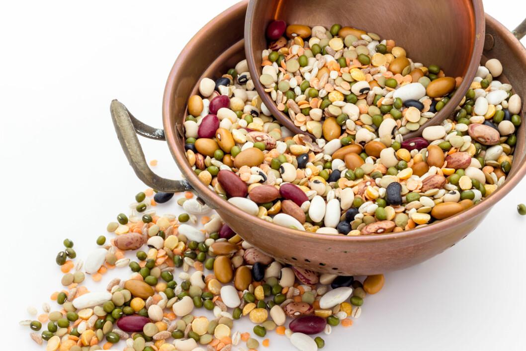 <strong>NÆRINGSRIK RÅVARE:</strong> Belgvekster er proppfull av sunne næringsstoffer. Foto: Shutterstock / FPWing