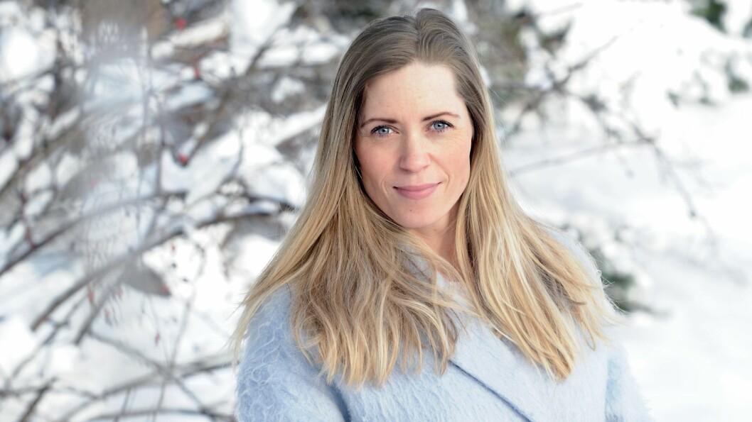 VAR UTBRENT: Naturen ble en gratisterapeut for Cathrine Granheim Mortvedt da hun var utbrent og nesten ikke orket noenting. Foto: Marianne Otterdahl-Jensen