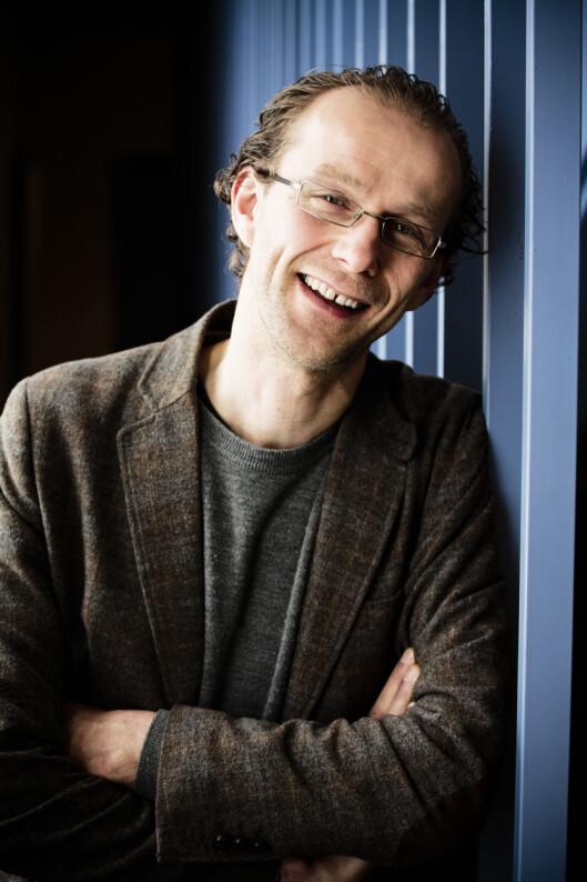 ERNÆRINGSEKSPERT: Birger Svihus, professor professor i ernæring ved Norges miljø- og biovitenskapelige universitet. Foto: Gisle Bjørneby/UMB